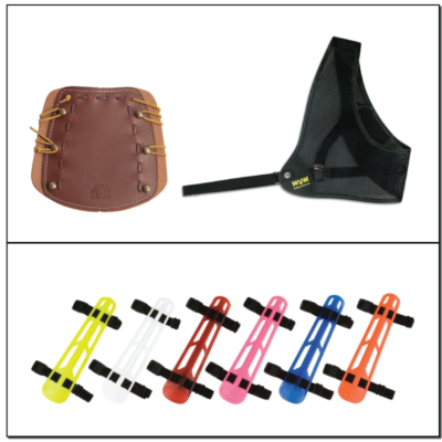 Armguards & Chestguards / Roku & Krūšu aizsargi