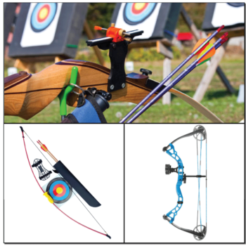 Archery Sets & Kits / Loka komplekti