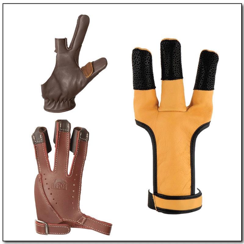 Shooting Gloves / Cimdi šaušanai