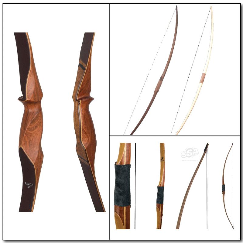 Traditional bows / Tradicionālie loki