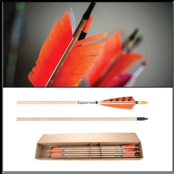 Wooden Arrows / Koka Bultas