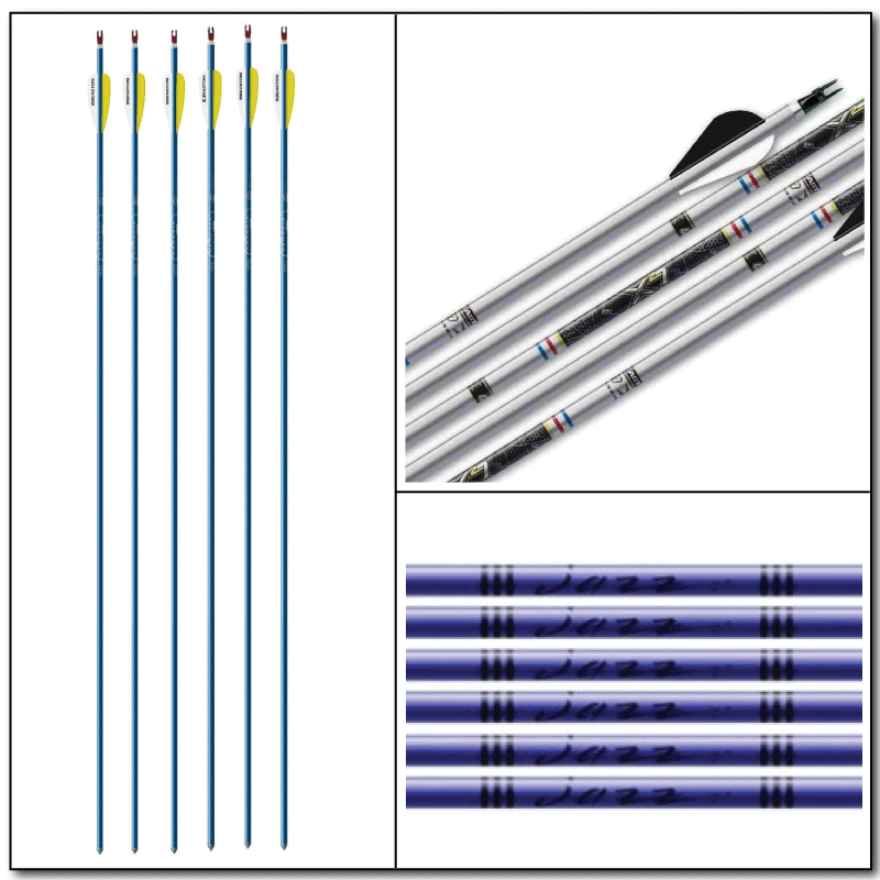 Aluminium Shafts