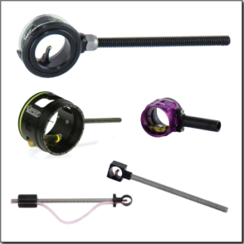 Pins, Scopes & Accessories
